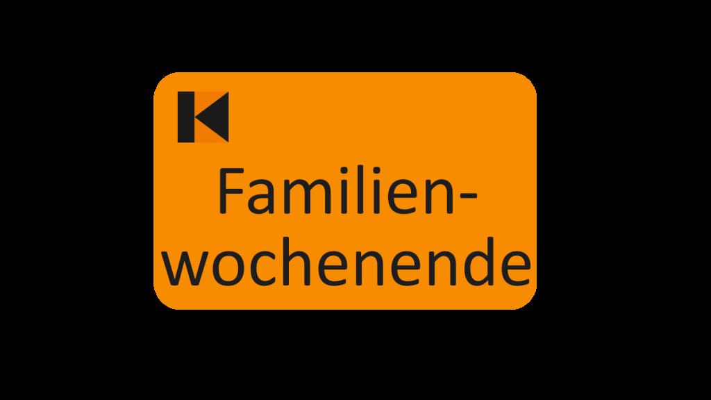 Familienwochenende 1