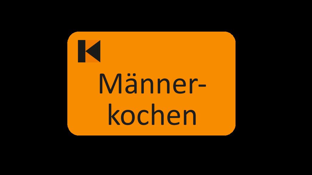 Maennerkochen 1